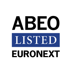 ABEO listed Euronext